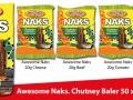10 20g Naks Chutney