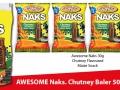 30g Naks Chutney