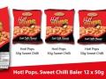 50g Hot Pops Sweet Chilli